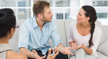 Psicoterapia de familia y parejas